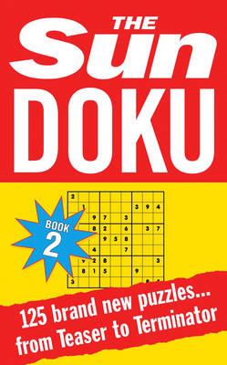 The Sun Doku Book 2 125 New Puzzles by John Perry