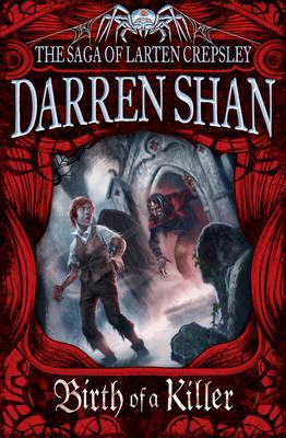 Birth of a Killer by Darren Shan