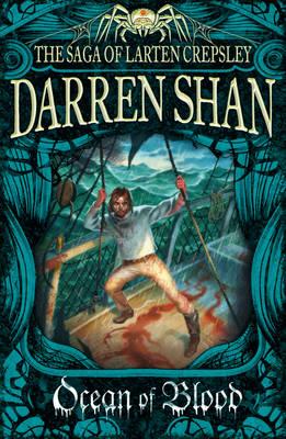 Ocean of Blood by Darren Shan