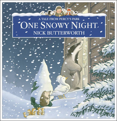 One Snowy Night (Mini Edition) by Nick Butterworth