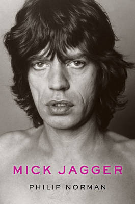 Mick Jagger Satan from Suburbia by Philip Norman