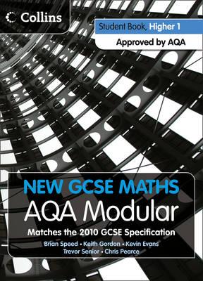 Student Book Higher 1 AQA Modular by