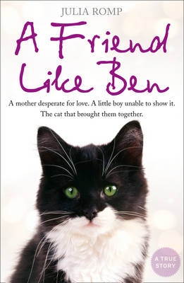 A Friend Like Ben : A Mother Desperate for Love. A Little Boy Unable to Show it. The Cat That Brought Them Together. by Julia Romp