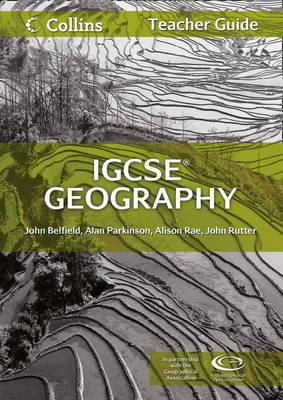 IGCSE Geography TG Cambridge International Examinations by