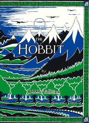 Cover for The Hobbit Facsimile First Edition Boxed Set by J. R. R. Tolkien