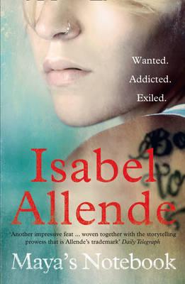 Maya's Notebook by Isabel Allende
