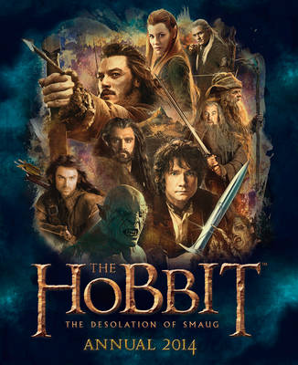 The Hobbit: The Desolation of Smaug - Annual 2014 by