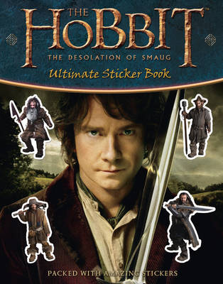 The Hobbit: the Desolation of Smaug - Ultimate Sticker Book by