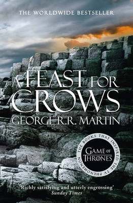 A Song of Ice and Fire (4) - A Feast for Crows by George R. R. Martin