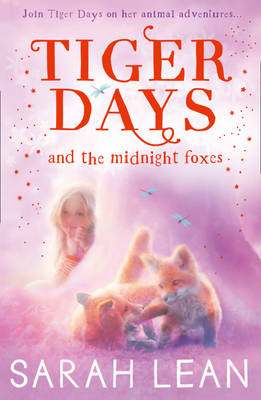 Cover for The Midnight Foxes by Sarah Lean