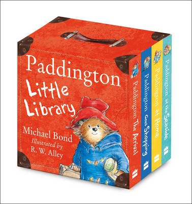 Cover for Paddington Little Library by Michael Bond