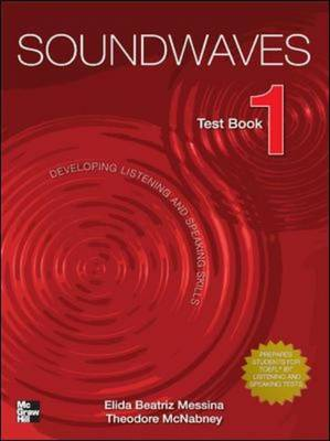Soundwaves Test Book with Audio CD 1 by C. Gram