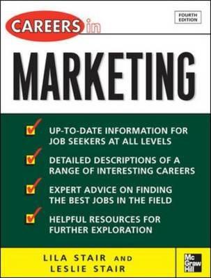 Careers in Marketing by Leslie Stair