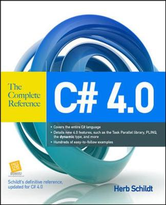 C+4.0 the Complete Reference by Herbert Schildt