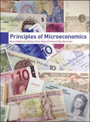 Principles of Microeconomics by Moore McDowell, Rodney Thom