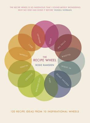 The Recipe Wheel by Rosie Ramsden
