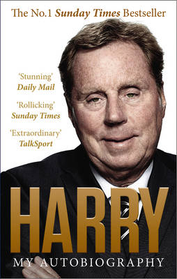 Always Managing My Autobiography by Harry Redknapp