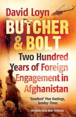 Butcher and Bolt by David Loyn