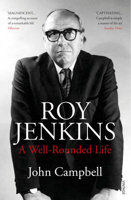 Roy Jenkins by John Campbell