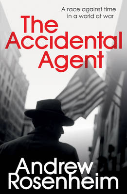 Cover for The Accidental Agent by Andrew Rosenheim