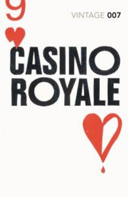 Casino Royale James Bond 007 by Ian Fleming