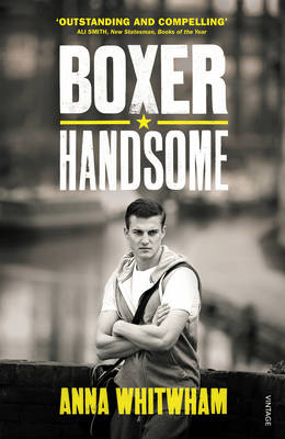 Boxer Handsome by Anna Whitwham
