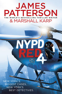 NYPD Red 4 by James Patterson