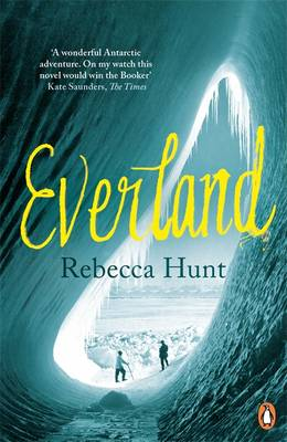 Everland by Rebecca Hunt