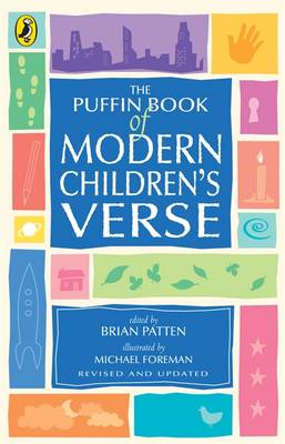 Puffin Book Of Modern Children's Verse by Brian Patten