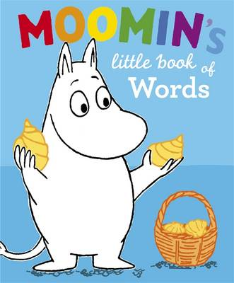 Moomin's Little Book of Words by