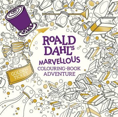 Roald Dahl's Marvellous Colouring-Book Adventure by