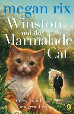 Cover for Winston and the Marmalade Cat by Megan Rix
