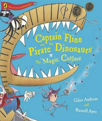 Magic Cutlass by Giles Andreae