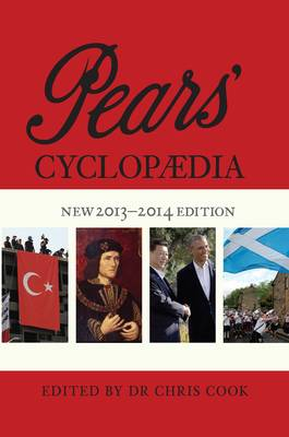 Pears' Cyclopaedia by Chris Cook