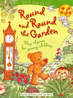Round and Round the Garden Play Rhymes for Young Children by Sarah Williams