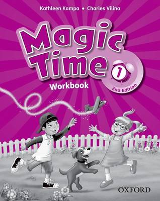 Magic Time: Level 1: Workbook by