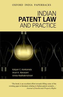 Indian Patent Law and Practice by K. C. Kankanala, A. K. Narasani, V. Radhakrishnan