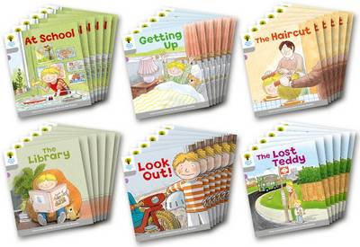 Oxford Reading Tree: Level 1: Wordless Stories A: Class Pack of 36 by Roderick Hunt, Thelma Page