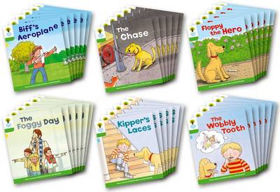 Oxford Reading Tree: Level 2: More Stories B: Class Pack of 36 by Roderick Hunt, Thelma Page