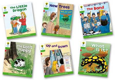 Oxford Reading Tree: Level 2: More Patterned Stories A: Pack of 6 by Roderick Hunt, Thelma Page