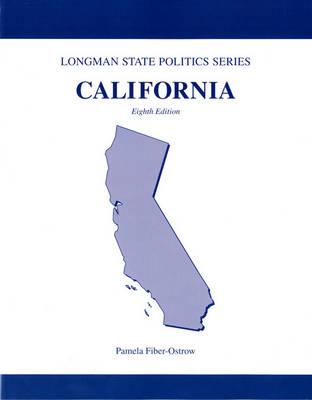 California Politics (Longman State Politics Series) by Pam Fiber-Ostrow, Pearson