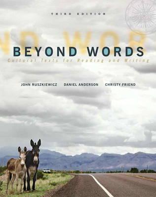 Beyond Words by John J. Ruszkiewicz, Daniel Anderson, Christy Friend