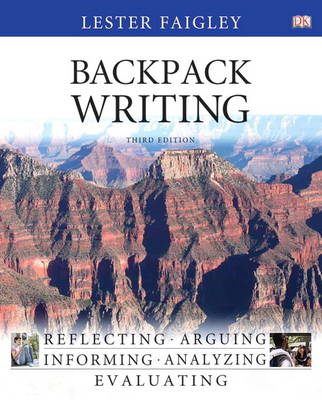 Backpack Writing by Lester Faigley