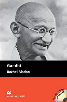 Macmillan Readers Gandhi Pre-intermediate Reader with CD by Rachel Bladon