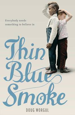 Thin Blue Smoke by Doug Worgul