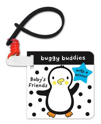 Black and White Buggy Buddies - Baby's Friends by Jo Moon