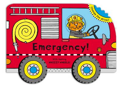 Whizzy Wheels: Emergency! by Anja Boretzki