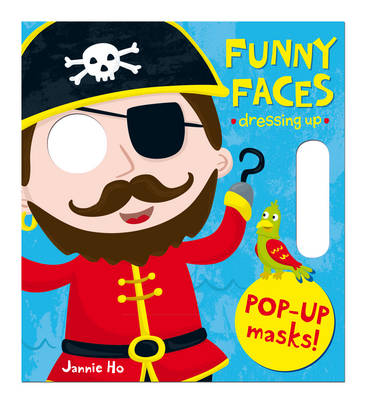 Funny Faces: Fancy Dress by Jannie Ho