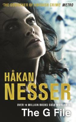 The G File Van Veeteren Mysteries Book 10 by Hakan Nesser