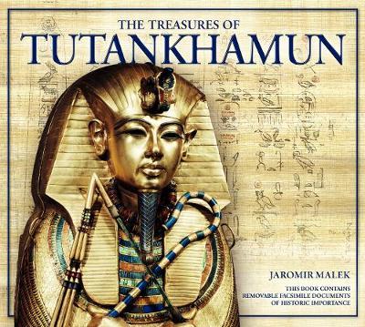 The Treasures of Tutankhamun by Jaromir Malek